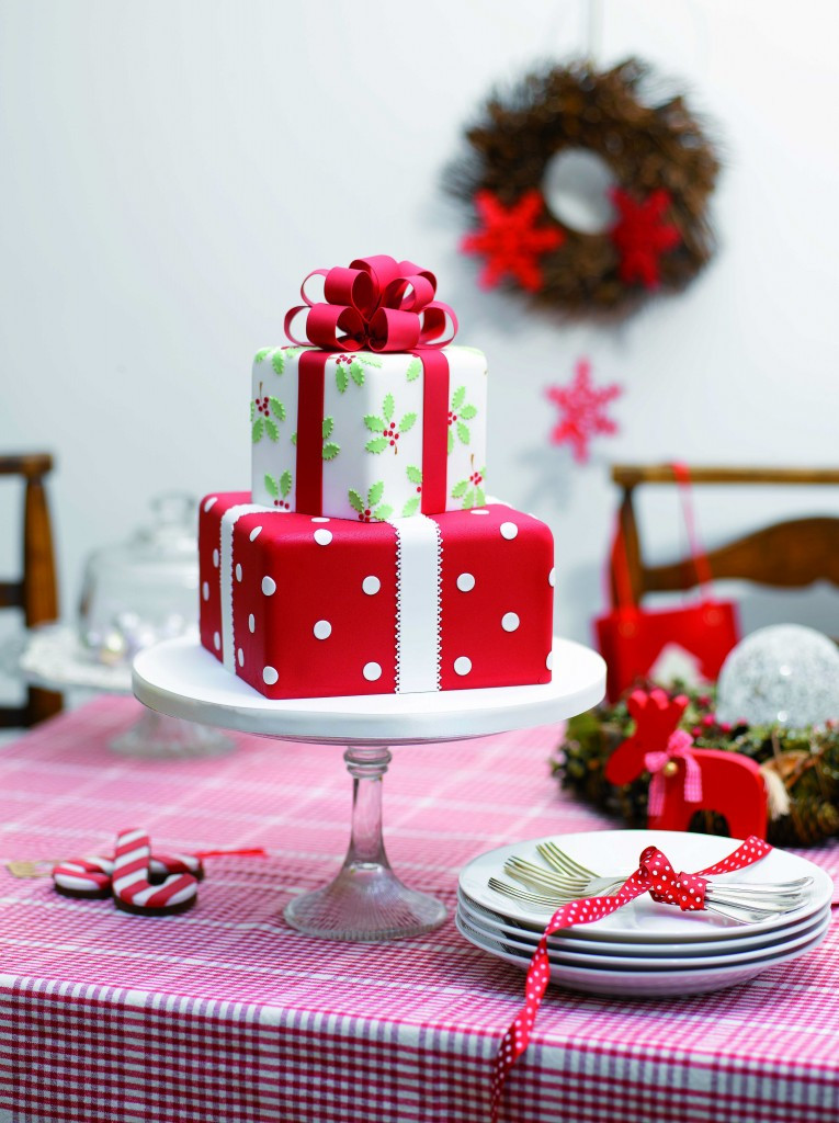Beautiful Christmas Cakes  Christmas Food Hamper Christmas Celebration All about