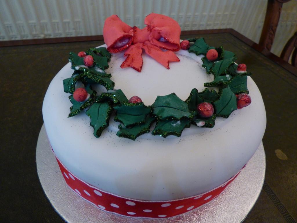 Beautiful Christmas Cakes  Beautiful Christmas Cakes Abbot s Hill