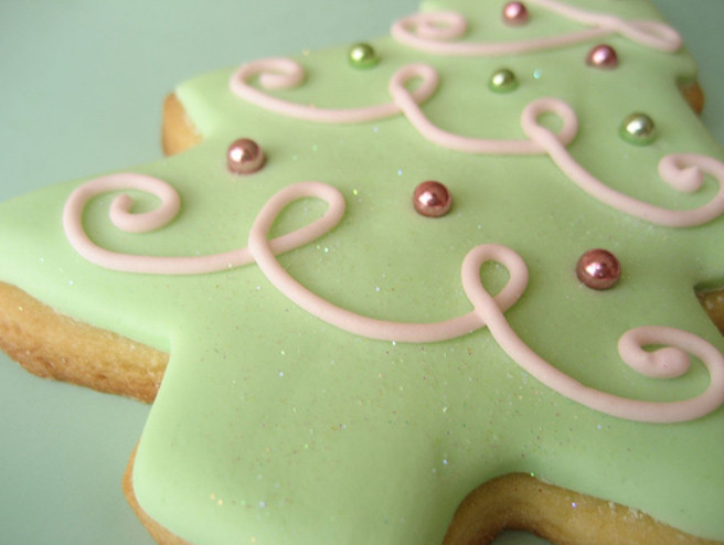 Best Christmas Cookie Icing  SUGAR COOKIE ICING RECIPE BEST FOOD