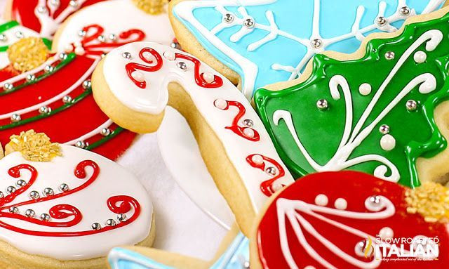 Best Christmas Cookie Icing  Best 25 Sugar cookie icing ideas on Pinterest