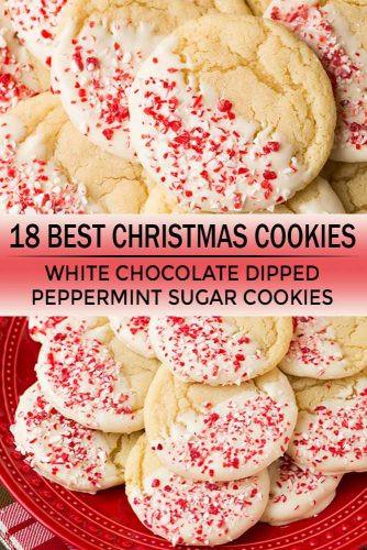 Best Christmas Cookies 2019  18 Best Christmas Cookie Recipes 2019