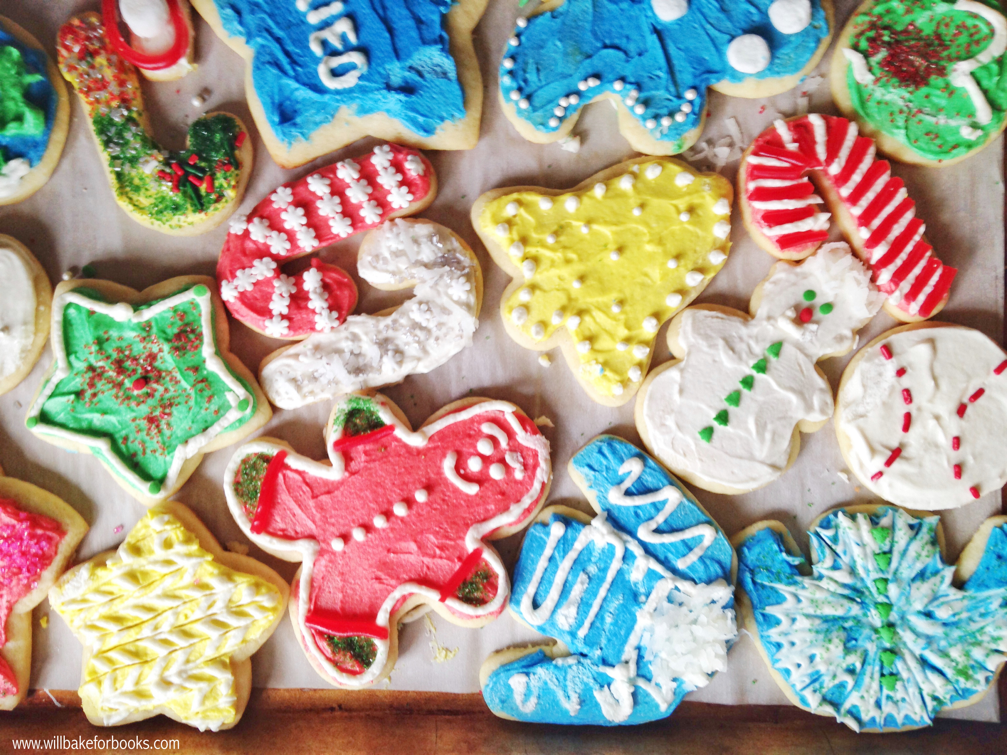 Best Christmas Cutout Cookies  The Best Christmas Sugar Cookies Will Bake for Books