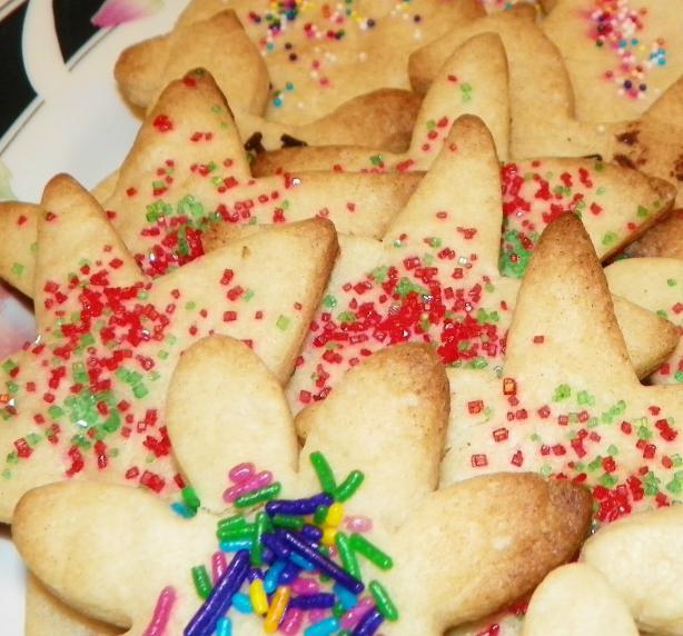 Best Christmas Cutout Cookies  The Best Christmas Sugar Cutout Cookies Recipe Food