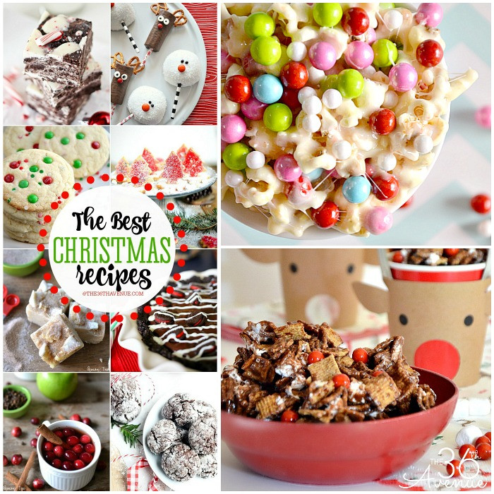 Best Christmas Food Gifts  The Best Christmas Recipes The 36th AVENUE
