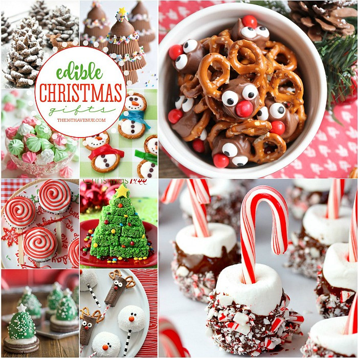 Best Christmas Food Gifts  Best DIY Projects and Recipe Party The 36th AVENUE
