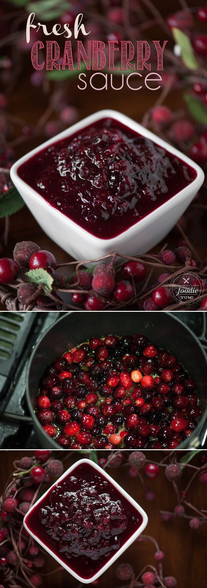 Best Cranberry Recipes Thanksgiving  17 Best ideas about Cranberry Sauce on Pinterest