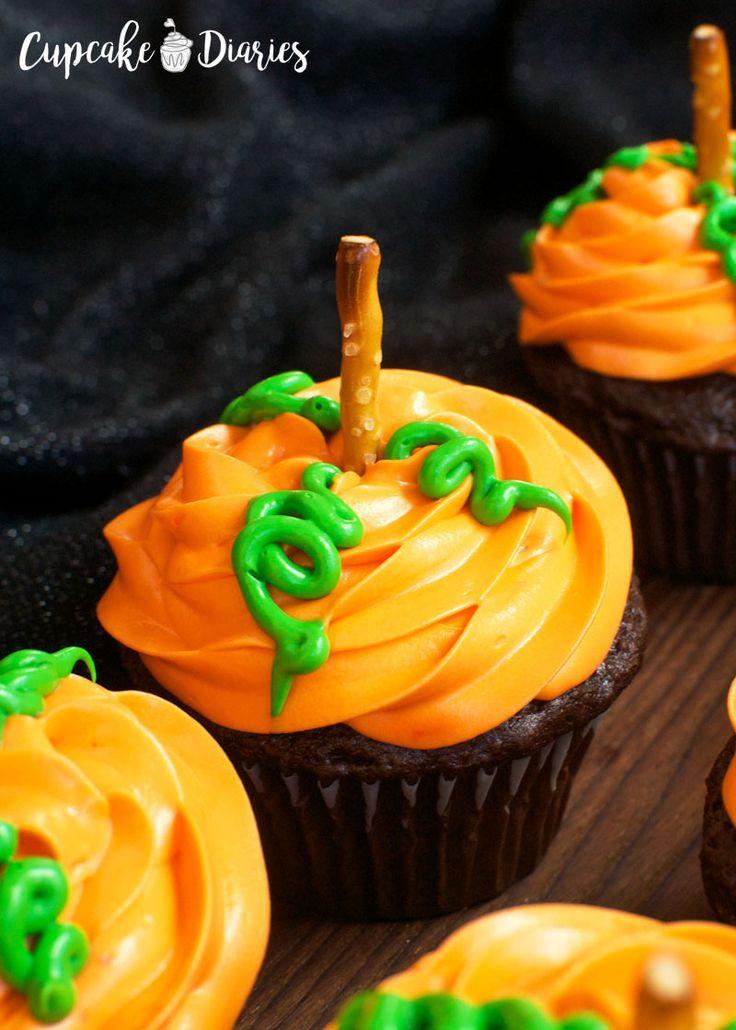 Best Halloween Cupcakes  Best 25 Halloween cupcakes decoration ideas on Pinterest