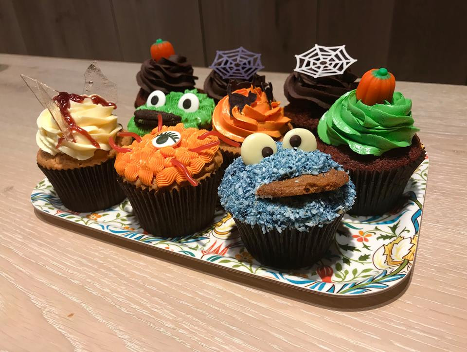 Best Halloween Cupcakes  5 of the Best Halloween Cupcakes in London