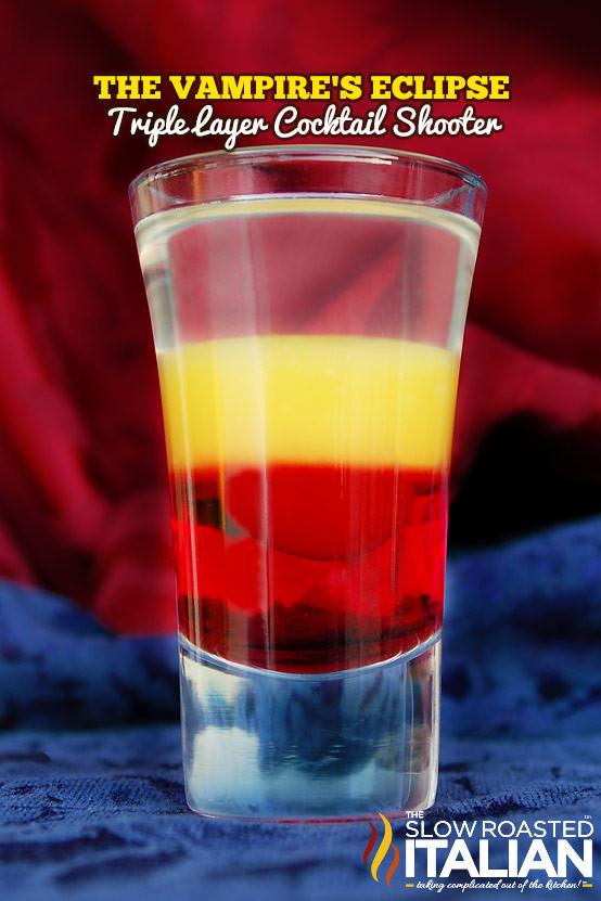 Best Halloween Drinks  The Best Halloween Cocktail Recipe The Vampire s Eclipse