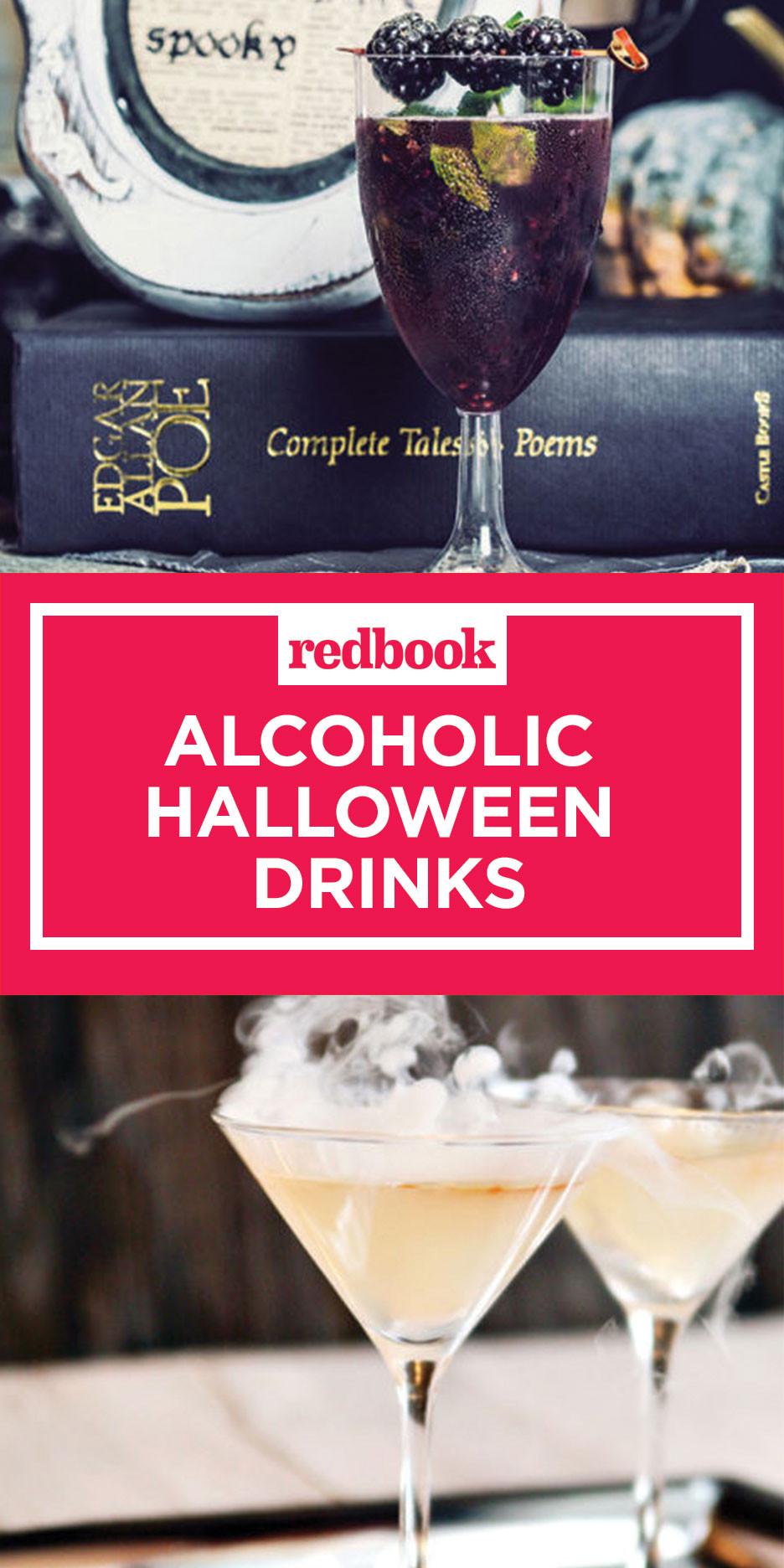 Best Halloween Drinks  69 Best Halloween Cocktails Delicious Halloween Party