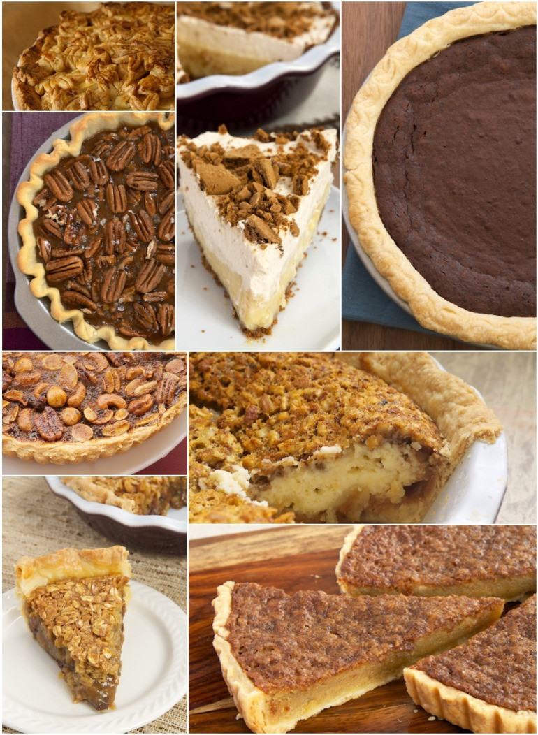 Best Pies For Thanksgiving  Best Thanksgiving Pies Bake or Break