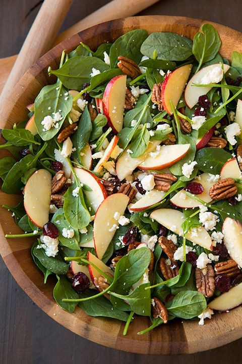 Best Salads For Thanksgiving  20 Easy Thanksgiving Salad Recipes Best Side Salads for