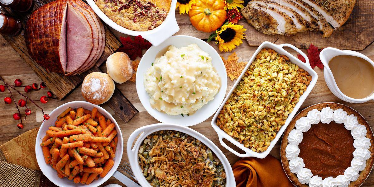 Best Thanksgiving Dinner  80 Easy Thanksgiving Side Dishes Best Recipes for