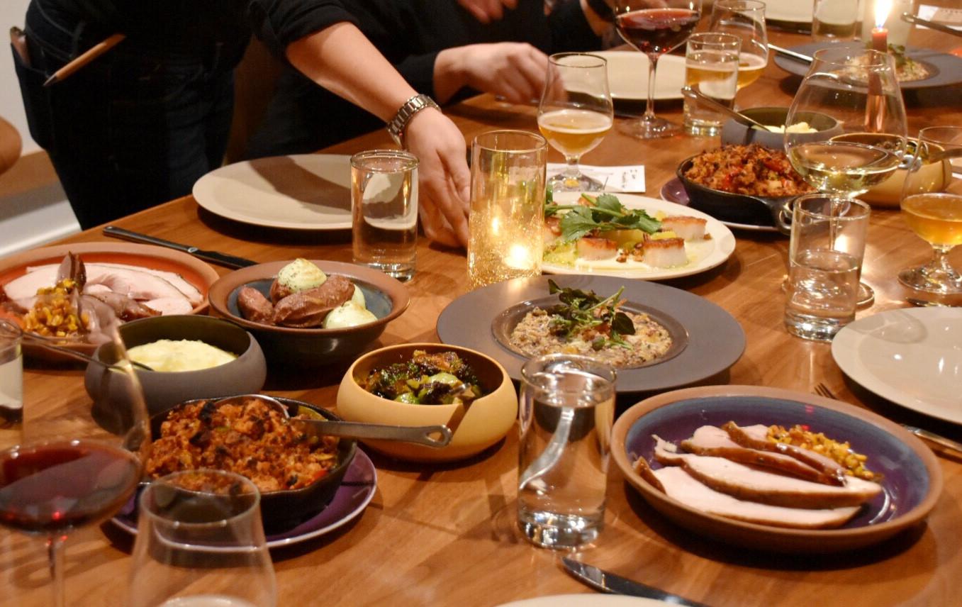 Best Thanksgiving Dinner  Frontdoors Five Best Thanksgiving Dinner Options — No