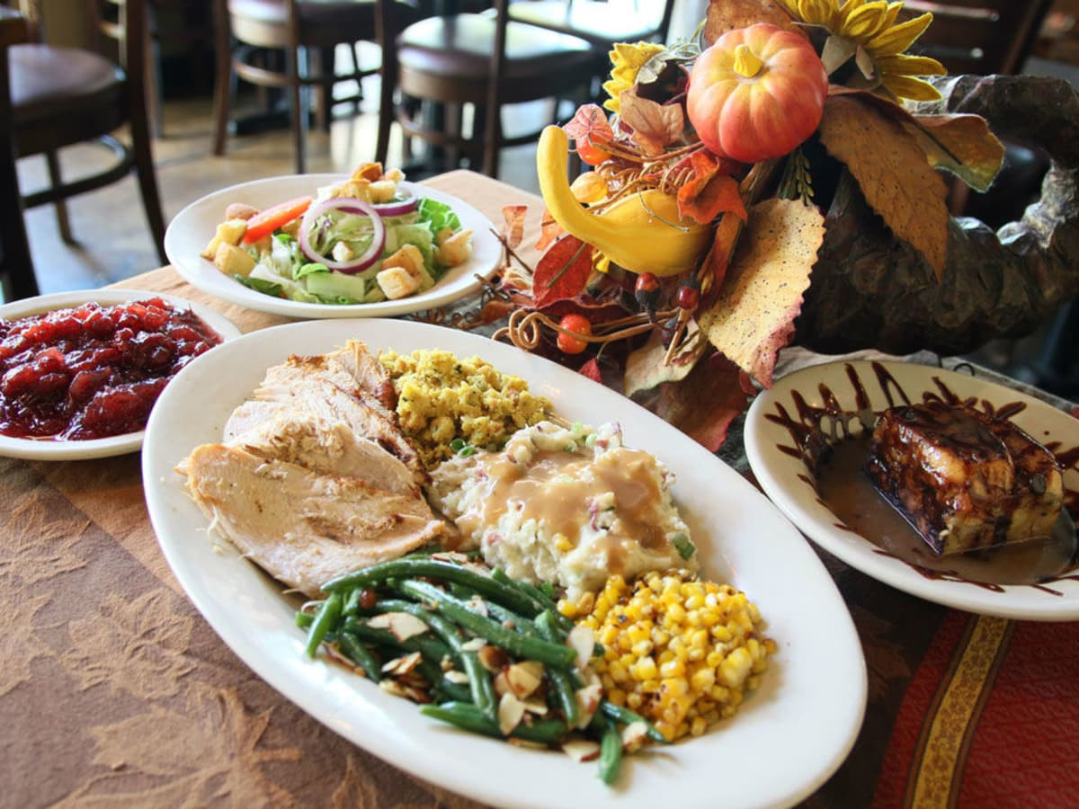 Best Thanksgiving Dinner  These Dallas restaurants are serving up Thanksgiving 2017