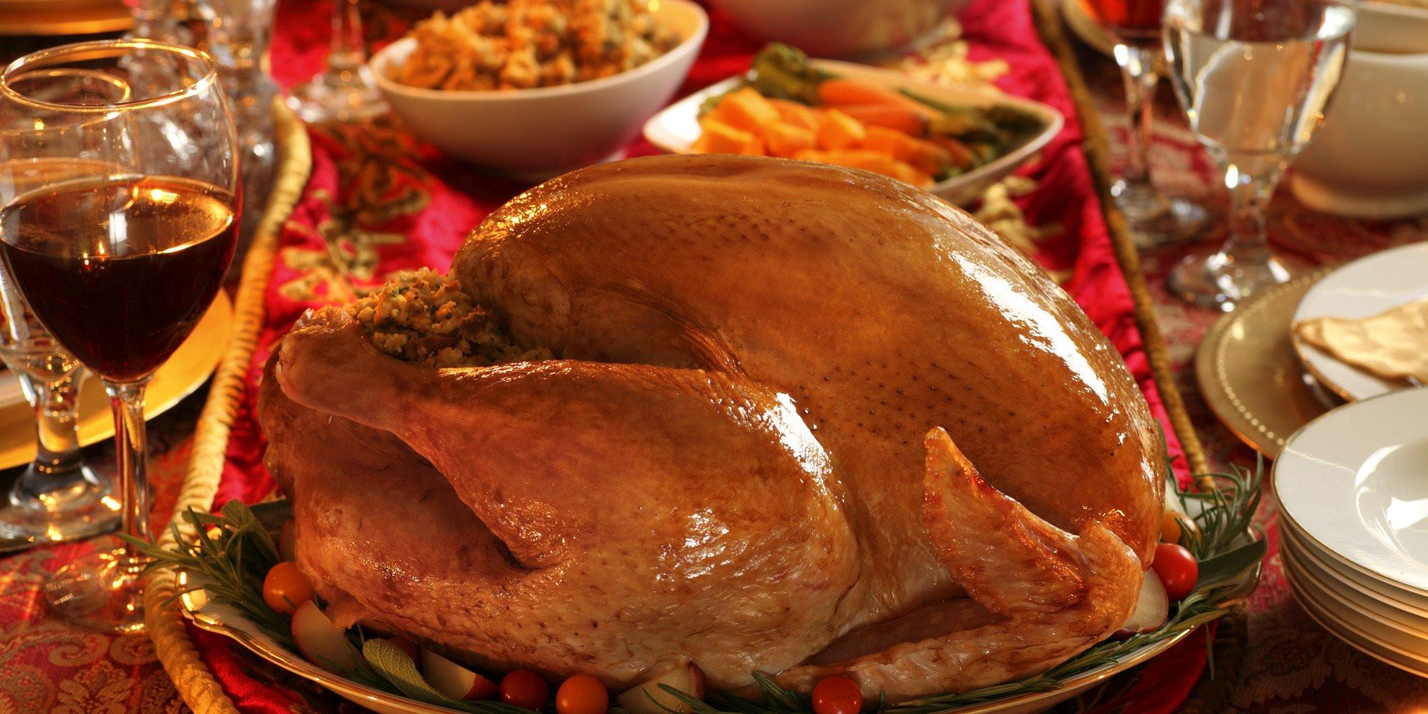 Best Thanksgiving Dinner  Can't Cook R4L s Top 5 Restaurants Serving Thanksgiving