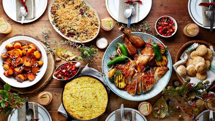 Best Thanksgiving Dinner  Thanksgiving Food 2016 Top 5 Best Dinner Side Dishes