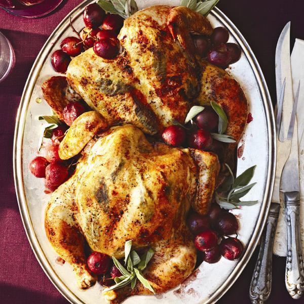 Best Thanksgiving Dinner  Thanksgiving dinner menu with our best ever roast chicken