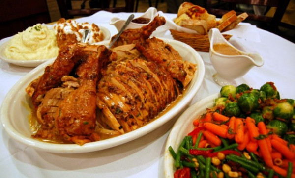 Best Thanksgiving Dinners In Dc  Best Shops for Pre Made Thanksgiving Dinners in DC