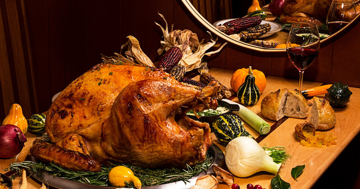 Best Thanksgiving Dinners In Dc  Best Restaurants in NYC Serving Thanksgiving Dinner 2016