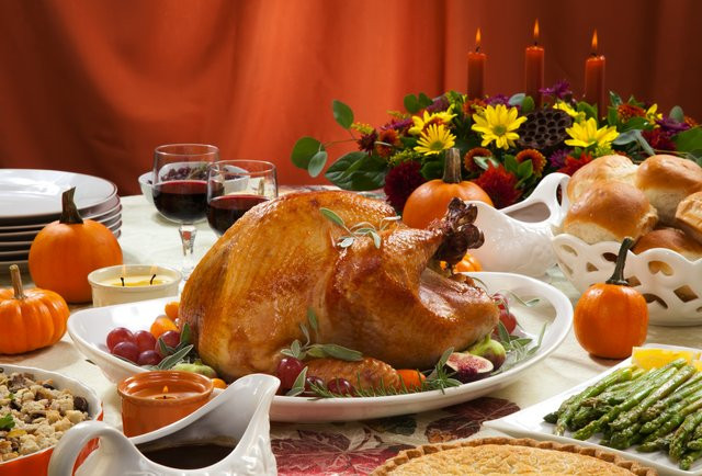 Best Thanksgiving Dinners In Dc  Thanksgiving Misery Index States with the Best and Worst