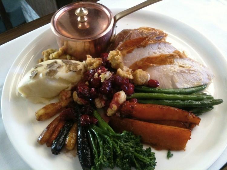 Best Thanksgiving Dinners In Dc  Enjoy a Gourmet Thanksgiving Inside These LA Restaurants