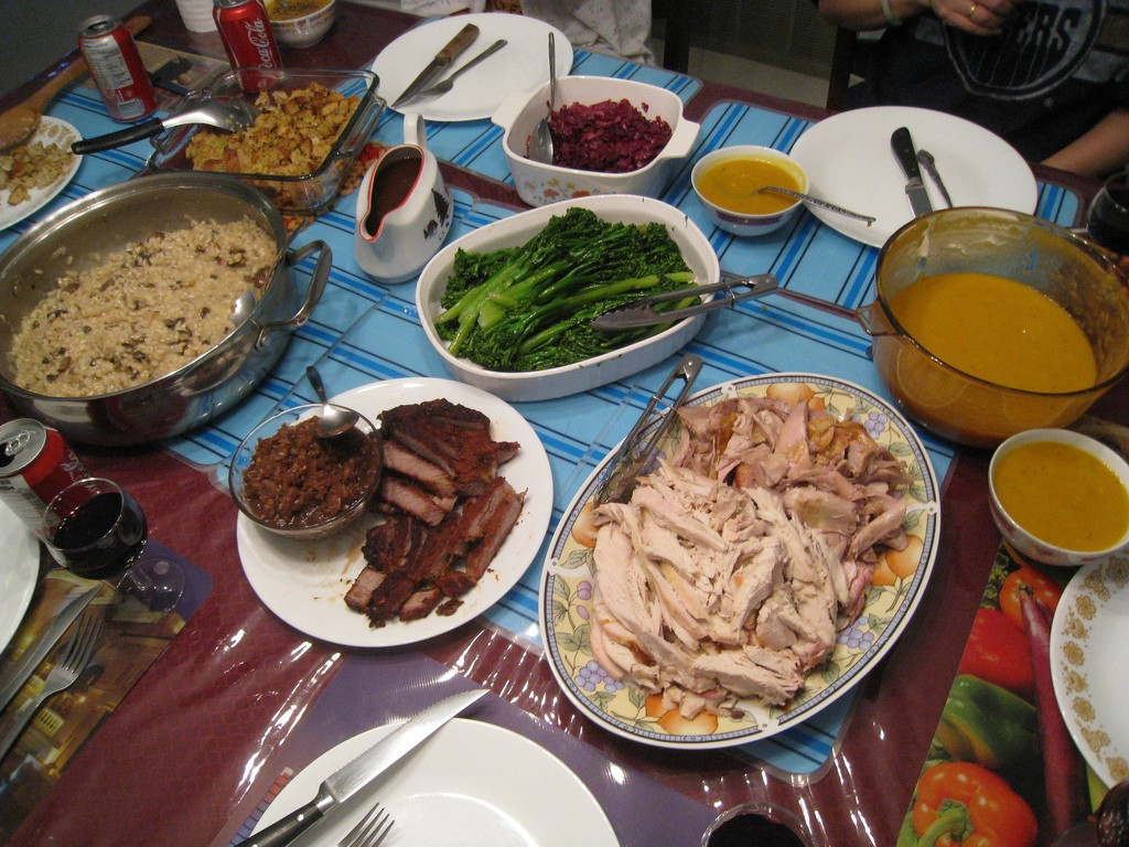 Best Thanksgiving Dinners In Dc  Where To Eat Thanksgiving Dinner In Washington DC