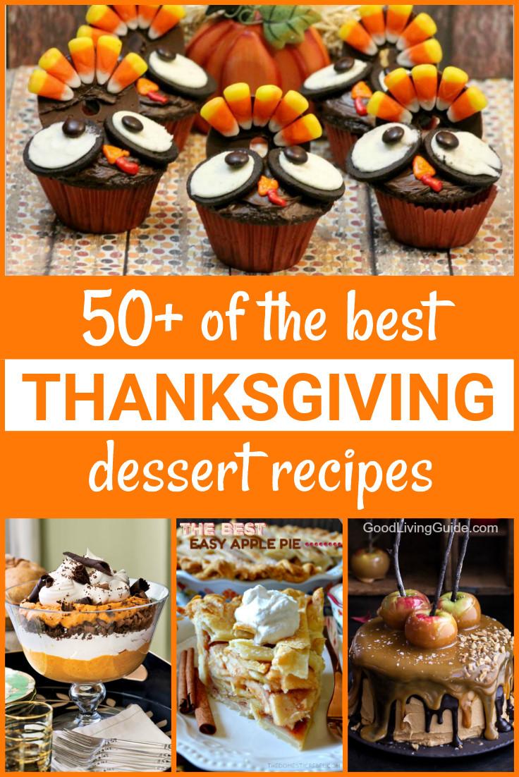 Best Thanksgiving Pie Recipes  50 of the best Thanksgiving Dessert Recipes Good Living