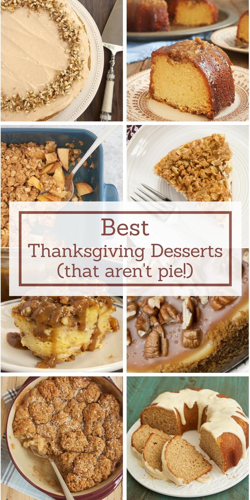 Best Thanksgiving Pie Recipes  Best Thanksgiving Desserts Bake or Break
