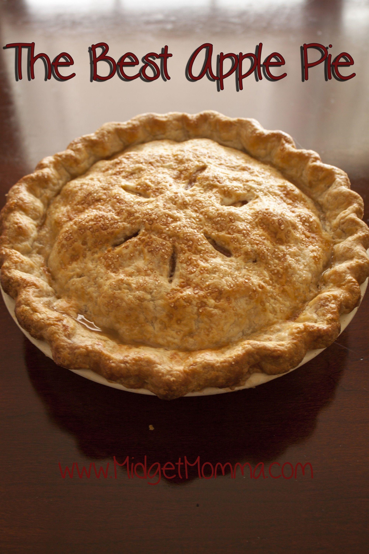 Best Thanksgiving Pie Recipes  The Best Apple Pie