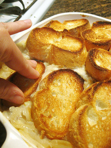 Best Thanksgiving Side Dishes Ever  Cheesy ion Casserole Best Thanksgiving Side Dish Ever