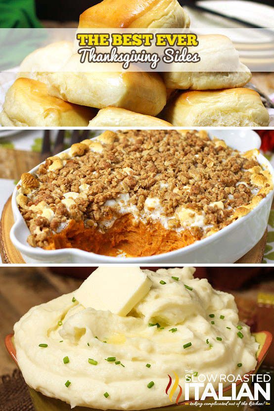 Best Thanksgiving Side Dishes Ever  Best Ever Thanksgiving Sides