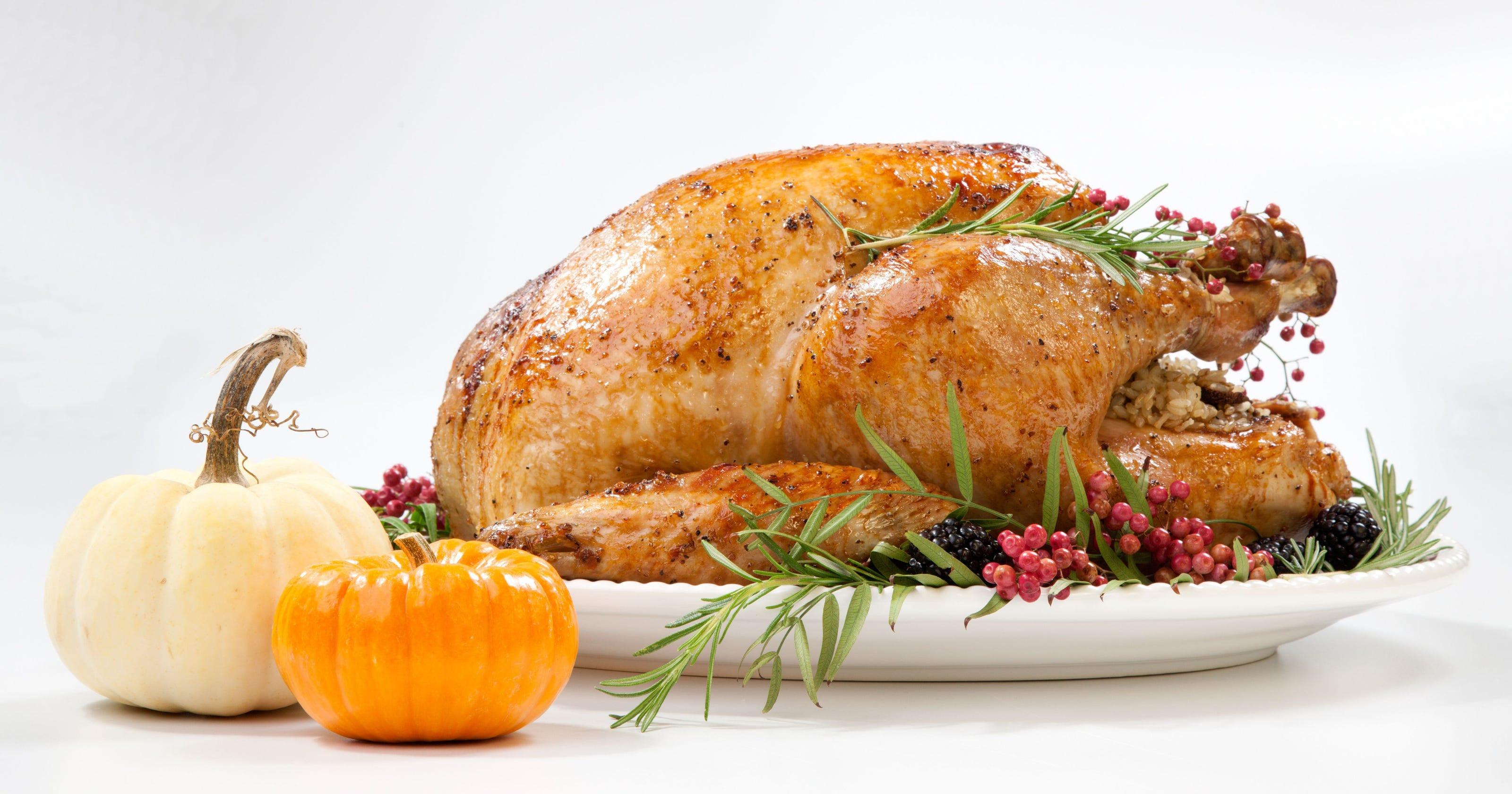 Best Turkey Brand For Thanksgiving  Turkey salmonella outbreak Why USDA isn t release brand names