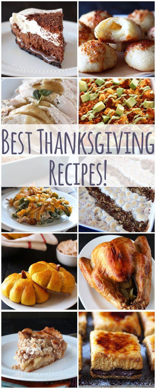 Best Turkey Recipes Thanksgiving  Best 25 Best thanksgiving recipes ideas only on Pinterest