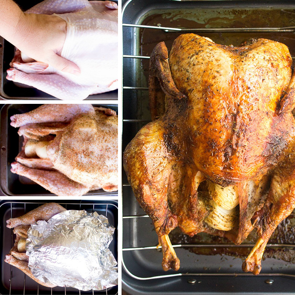 Best Turkey Recipes Thanksgiving  Best Thanksgiving Turkey Recipe How to Cook a Turkey