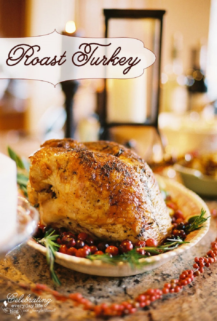 Best Turkey Recipes Thanksgiving  Top 10 Thanksgiving Recipes for Turkey