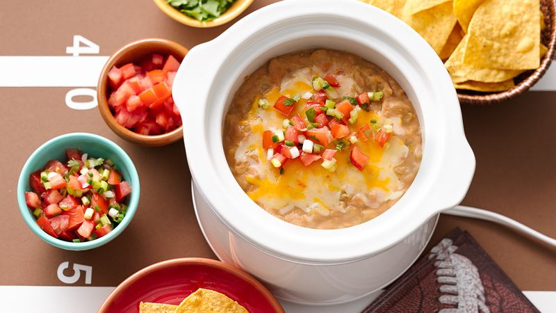 Betty Crocker 3 Ingredient Christmas Swirl Fudge  Slow Cooker 3 Ingre nt Bean Dip Recipe BettyCrocker