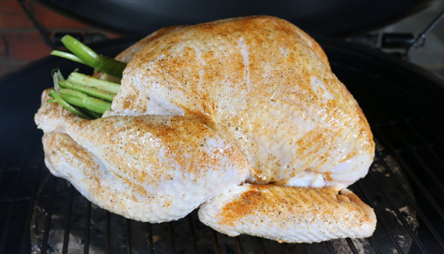 Big Green Egg Thanksgiving Turkey  Smoked Turkey Recipe on the Big Green Egg