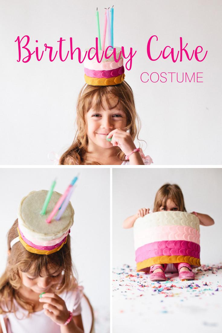 Birthday Cake Halloween Costume  birthday cake halloween costume • A Subtle Revelry