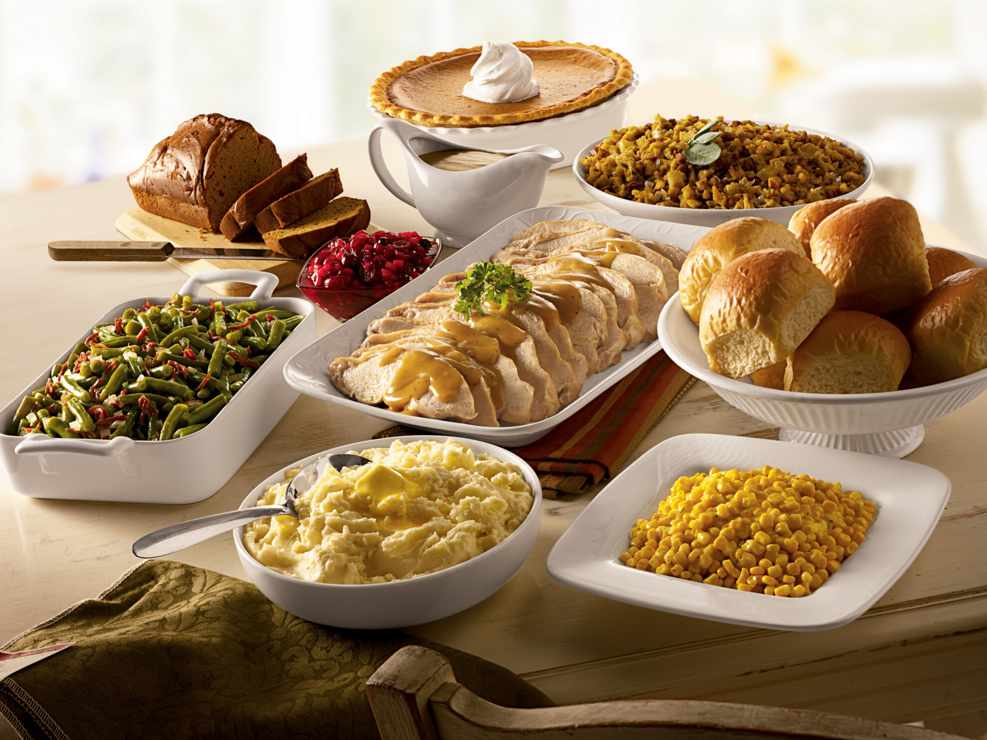Bob Evans Thanksgiving Dinners  Bob Evans Farmhouse Feast – Giveaway