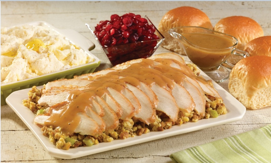 Bob Evans Thanksgiving Dinners  Bob Evans Family Meals to Go Review You Can Thank Me