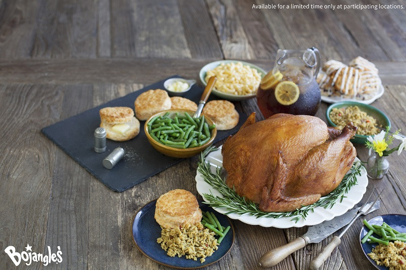 Bojangles Thanksgiving Turkey 2019  This Thanksgiving Delight Your Guests with a Bojangles