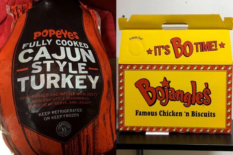 Bojangles Thanksgiving Turkey 2019  Popeyes and Bojangles' Thanksgiving turkeys Are they any