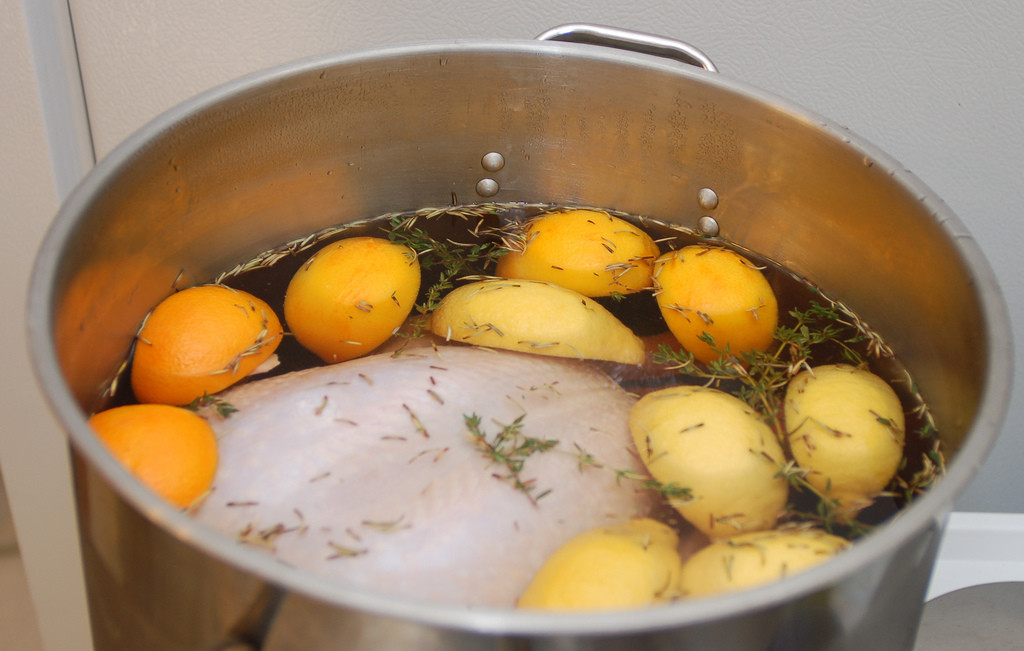 Brining Turkey Recipes Thanksgiving  The must try Turkey Brine recipe