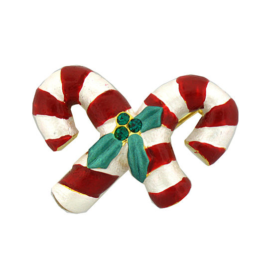 Buy Christmas Candy  Buy Christmas Candy Cane Pin by Sparkling Collectibles on