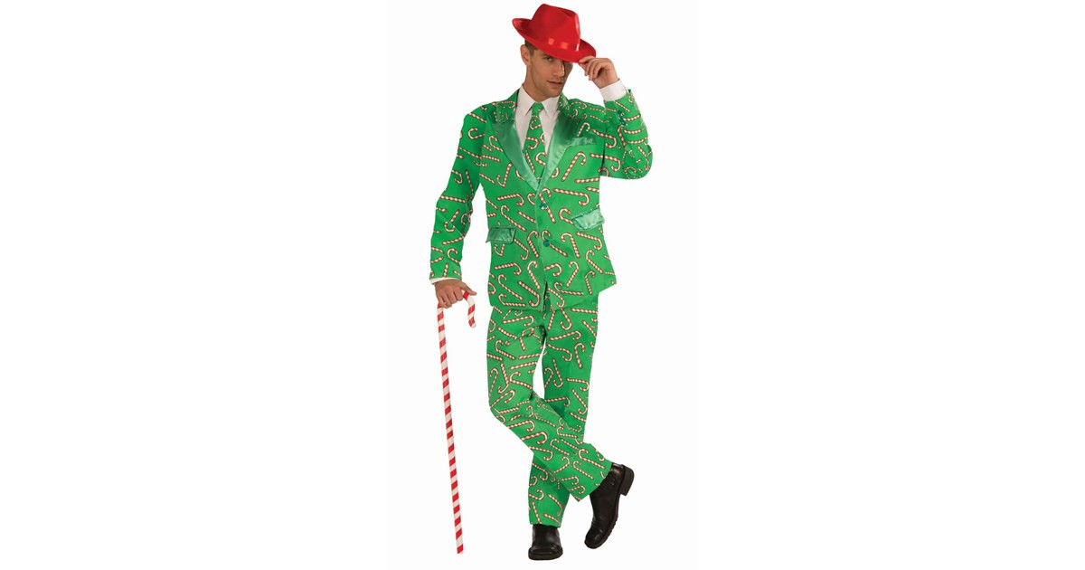 Buy Christmas Candy  Buy Candy Cane Christmas Suit