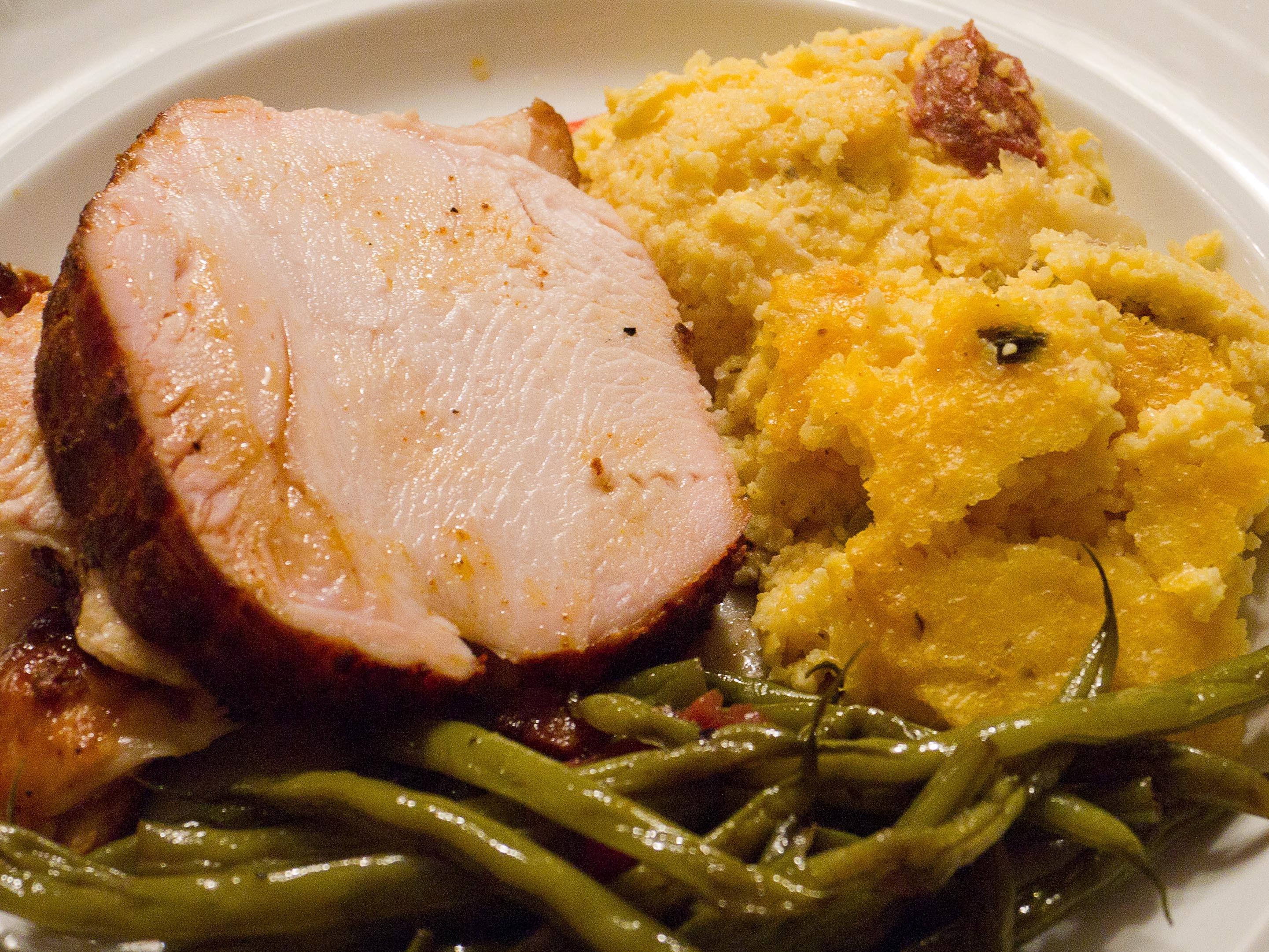 Byerlys Thanksgiving Dinners  A Little Turkey Dinner