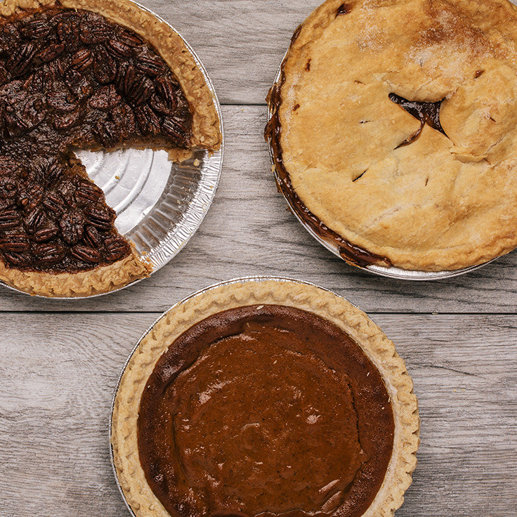 Byerlys Thanksgiving Dinners  Lunds & Byerlys finishing touch thanksgiving pies