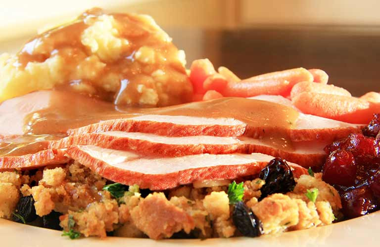 Byerlys Thanksgiving Dinners  Restaurants with a Thanksgiving 2017 Turkey Dinner in