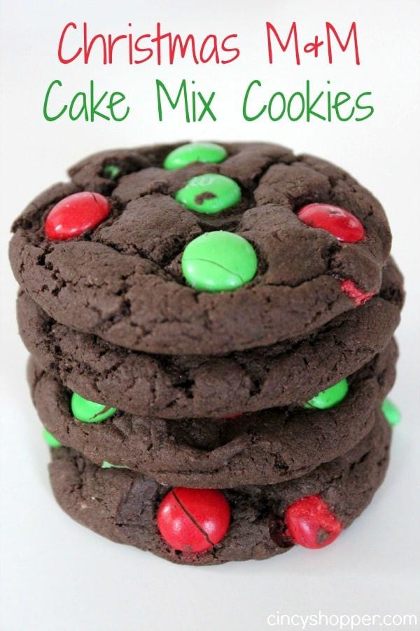 Cake Mix Christmas Cookies  Traditional Spritz Cookies CincyShopper